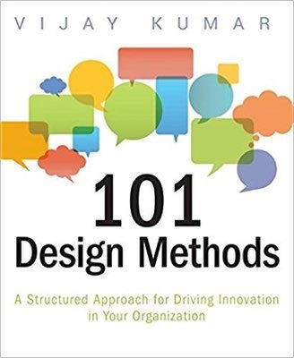 Cover of 101 Design Methods by Vijay Kumar