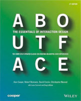 About Face by Alan Cooper, Robert Reimann, David Cronin, & Christopher Noessel