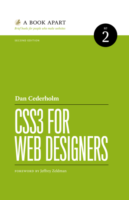 CSS3 for Web Designers by Dan Cederholm