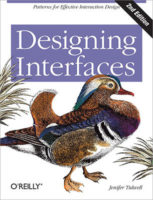 Designing Interfaces by Jenifer Tidwell