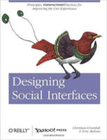 Designing Social Interfaces by Christian Crumlish & Erin Malone