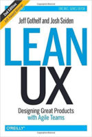 Lean UX by Jeff Gothelf & Josh Seiden
