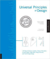Universal Principles of Design by William Lidwell, Kritina Holden, & Jill Butler