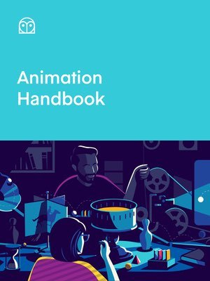 Cover of Animation Handbook by Ryan McLeod