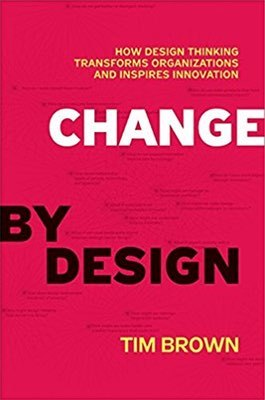 Cover of Change by Design by Tim Brown