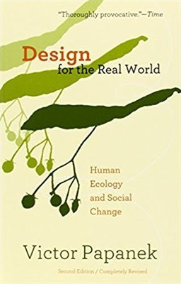 Cover of Design for the Real World by Victor Papanek