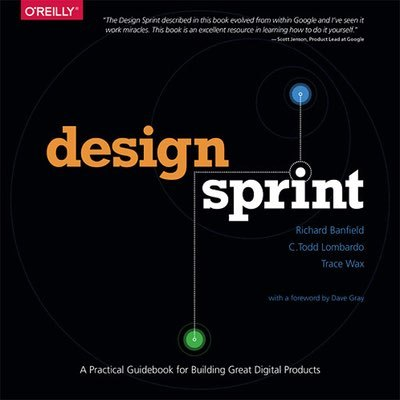 Cover of Design Sprint by Richard Banfield, C. Todd Lombardo, & Trace Wax