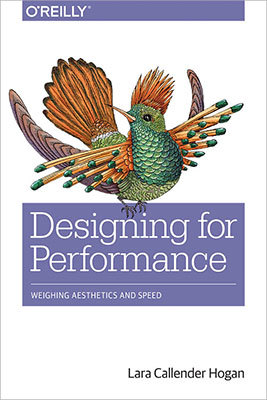Cover of Designing for Performance by Lara Callender Hogan