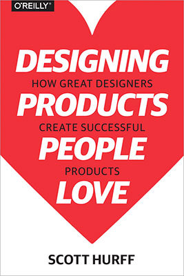 Cover of Designing Products People Love by Scott Hurff