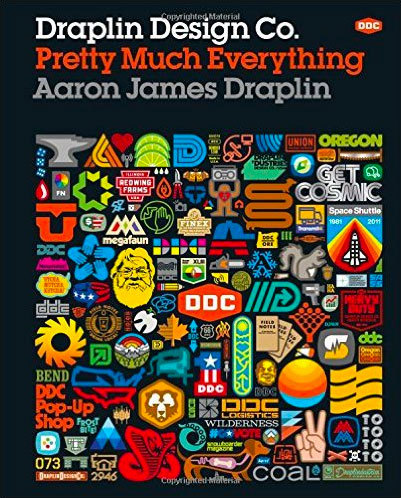 Cover of Draplin Design Co. by Aaron James Draplin