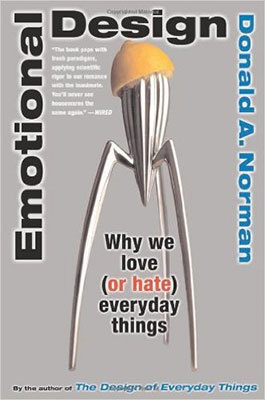 Cover of Emotional Design by Don Norman