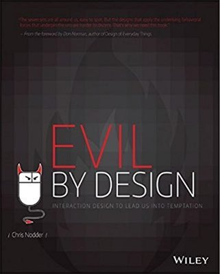 Cover of Evil by Design by Chris Nodder