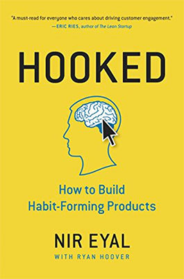 Cover of Hooked by Nir Eyal
