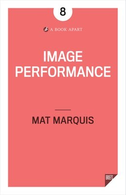 Cover of Image Performance by Mat Marquis