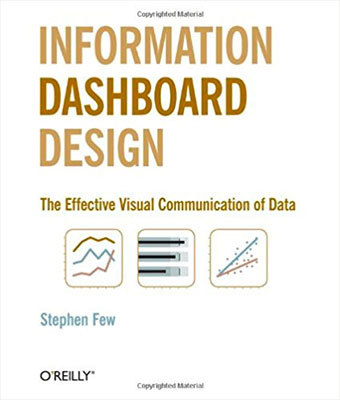 Cover of Information Dashboard Design by Stephen Few