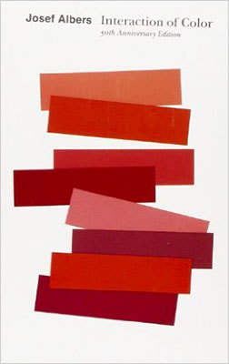 Cover of Interaction of Color by Josef Albers