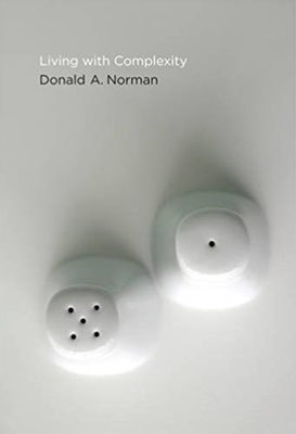 Cover of Living with Complexity by Don Norman