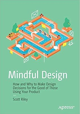 Cover of Mindful Design by Scott Riley