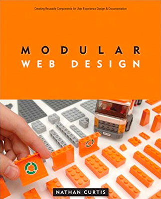 Cover of Modular Web Design by Nathan A. Curtis