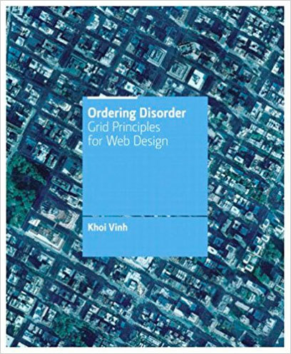 Cover of Ordering Disorder by Khoi Vinh
