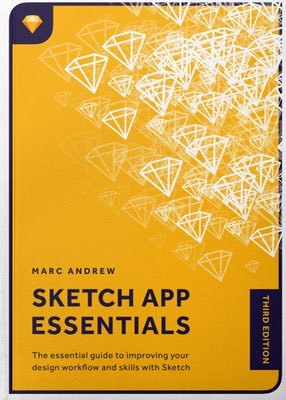 Cover of Sketch App Essentials by Marc Andrew