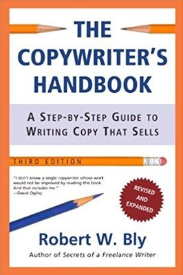 Cover of The Copywriter's Handbook by Robert W. Bly