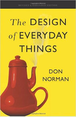 Cover of The Design of Everyday Things by Don Norman