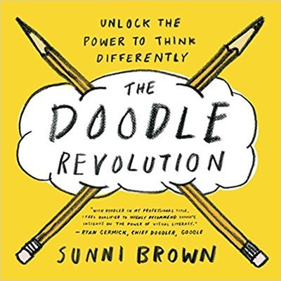 Cover of The Doodle Revolution by Sunni Brown