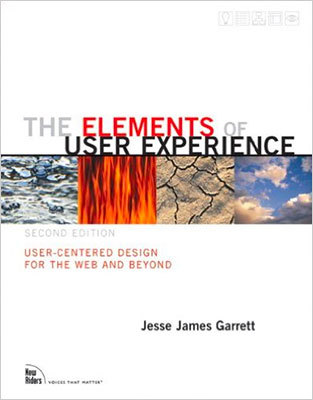 Cover of The Elements of User Experience by Jesse James Garrett
