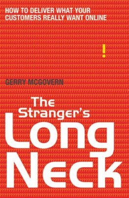 Cover of The Stranger's Long Neck by Gerry McGovern