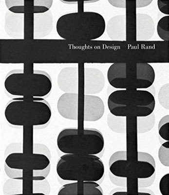 Cover of Thoughts on Design by Paul Rand