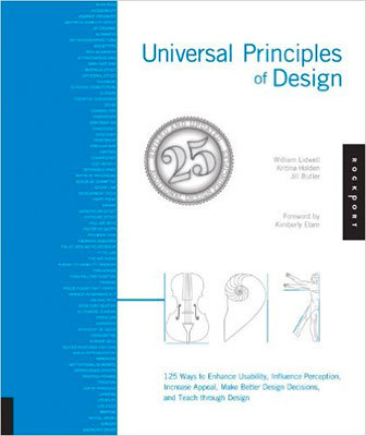 Cover of Universal Principles of Design by William Lidwell, Kritina Holden, & Jill Butler