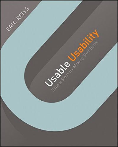 Cover of Usable Usability by Eric Reiss