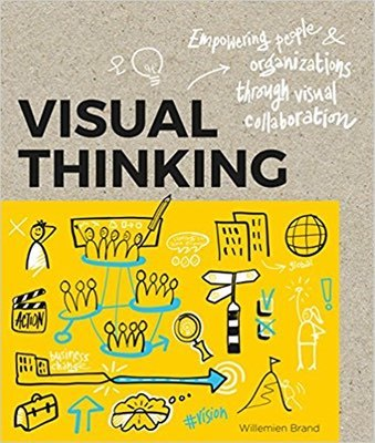 Cover of Visual Thinking by Willemien Brand